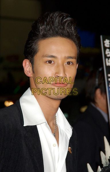 "MASAHIRO MATSUOKA.World Premiere of ""Godzilla Final Wars"" held at Grauman's Chinese Theatre, Hollywood, California,.29 November 2004..portrait headshot.**UK SALES ONLY**.Ref: ADM.www.capitalpictures.com.sales@capitalpictures.com.©L.Farr/AdMedia/Capital Pictures ."