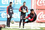 Selección 2018 Chile vs Costa Rica - Entrenamiento 02