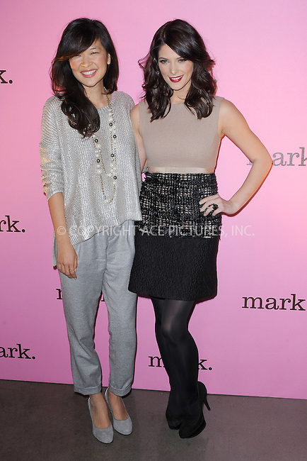 WWW.ACEPIXS.COM . . . . . .November 11, 2010...New York City...Suchin Pak and Ashley Green attend mark goes `Inside the mark Studio` with Ashley Greene at The Glass Houses on November 11, 2010 in New York City....Please byline: KRISTIN CALLAHAN - ACEPIXS.COM.. . . . . . ..Ace Pictures, Inc: ..tel: (212) 243 8787 or (646) 769 0430..e-mail: info@acepixs.com..web: http://www.acepixs.com .