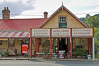 Wollombi General Store, Wollombi Hunter Valley, Australia