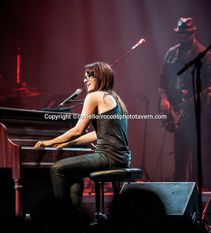 Ingrid Michaelson with Scars on 45 at Boston House of Blues, May 15 2012.