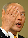 Former minister Yoichi Masuzoe will run for the Tokyo gubernatorial election