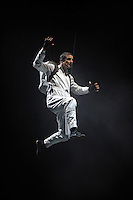LONDON, ENGLAND - OCTOBER 6: Bear Grylls performing at 'Bear Grylls: Endeavour' performing at SSE Arena on October 6, 2016 in London, England.<br /> CAP/MAR<br /> &copy;MAR/Capital Pictures /MediaPunch ***NORTH AND SOUTH AMERICAS ONLY***