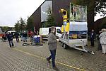 Foto: VidiPhoto<br /> <br /> UDENHOUT – Een kleine 200 vertegenwoordigers van overheden, natuurorganisaties, boomkwekerijen en groenopleidingen waren donderdag aanwezig tijdens de Boom Innovatie Dag in Udenhout met nationale en internationale sprekers. Centraal thema was vergroening van stad en platteland. Daarnaast waren er demonstraties van houtversnipperaars/-shredders.