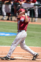 JT Wise - 2008 Oklahoma Sooners.Photo by:  Bill Mitchell/Four Seam Images