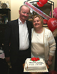 Marie and Frank Levins 40th Anniversary