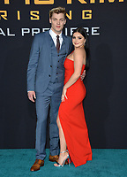 Levi Meaden &amp; Ariel Winter at the Global premiere for &quot;Pacific Rim Uprising&quot; at the TCL Chinese Theatre, Los Angeles, USA 21 March 2018<br /> Picture: Paul Smith/Featureflash/SilverHub 0208 004 5359 sales@silverhubmedia.com
