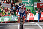 Bruno Armirail (FRA) Groupama-FDJ finishes in 5th place at the end of Stage 6 of La Vuelta 2019 running 198.9km from Mora de Rubielos to Ares del Maestrat, Spain. 29th August 2019.<br /> Picture: Colin Flockton | Cyclefile<br /> <br /> All photos usage must carry mandatory copyright credit (© Cyclefile | Colin Flockton)