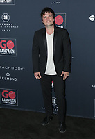 17 November 2019 - Los Angeles, California - Josh Hutcherson. Go Campaign's 13th Annual Go Gala held at NeueHouse Hollywood. Photo Credit: PMA/AdMedia