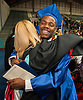 Booker T Washington High School commencement at Delmar Fieldhouse, June 8, 2013.