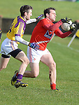 Louth Ronan Carroll Wexford Redmond Barry. Photo:Colin Bell/pressphotos.ie