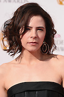Elaine Cassidy<br /> at the 2016 BAFTA TV Awards, Royal Festival Hall, London<br /> <br /> <br /> &copy;Ash Knotek  D3115 8/05/2016