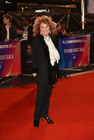 Lynda La Plante<br /> 'Widows' opening gala screening at BFI London Film Festival 2018<br /> in Leicester Square, London, England on October 10, 2018.<br /> CAP/PL<br /> &copy;Phil Loftus/Capital Pictures