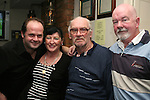 Terry Boylan with Maurice Clutterbuck, Rosena Tuite and Nicky Smith at his Birthday in Mother Hughes...Photo NEWSFILE/Jenny Matthews.(Photo credit should read Jenny Matthews/NEWSFILE)....This Picture has been sent you under the condtions enclosed by:.Newsfile Ltd..The Studio,.Millmount Abbey,.Drogheda,.Co Meath..Ireland..Tel: +353(0)41-9871240.Fax: +353(0)41-9871260.GSM: +353(0)86-2500958.email: pictures@newsfile.ie.www.newsfile.ie.FTP: 193.120.102.198.
