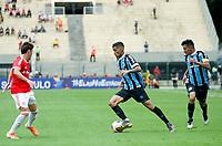 São Paulo (SP), 25/01/2020 - Internacional-Grêmio - Fabricio do Grêmio. Partida entre Internacional e Grêmio válida pela final da Copa São Paulo no estádio Paulo Machado de Carvalho (Pacaembu) neste sábado (25).