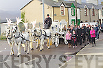The funeral of Hannah Quilligan of 60 Mitchels Crescent Tralee on Monday.