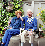 """Willard and Ruth Smith, at their home in Walnut Creek, Ca., on Wednesday, May 11, 2011. The Smith's were scammed for their pension when an unaccredited businessman started managing Mr. Smith's federal veteran benefits under the guise of """"Veteran's Benefits, Inc."""""""