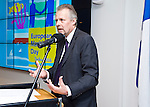 Brussels - BELGIUM - 18 November 2015 -- European Maritime Day in Turku, Finland --Information Meeting for Maritime Stakeholders.  -- Haitze Siemers, Head of Unit, DG MARE. -- PHOTO: Juha ROININEN / EUP-IMAGES
