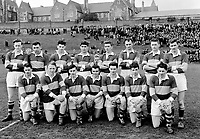 Mick o'Dwyer and Mick o'Connell in a Kerry team photograph from the 1950's. <br /> Photo by Harry MacMonagle<br /> <br /> One of the images that wil be exhibited in the MacMonagle - A Century of Photography- which will be opened by Minister Jimmy Deenihan on Saturday July 6th at 7pm in the Killarney library.
