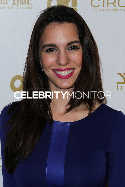 WEST HOLLYWOOD, CA, USA - FEBRUARY 27: Christy Carlson Romano at the OK! Magazine Pre-Oscar Party 2014 held at Greystone Manor Supperclub on February 27, 2014 in West Hollywood, California, United States. (Photo by Xavier Collin/Celebrity Monitor)