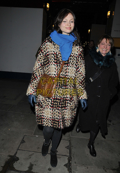 LONDON, ENGLAND - JANUARY 29: Janet Ellis &amp; Sophie Ellis Bextor attend the &quot;Di and Viv and Rose&quot; press night, Vaudeville Theatre, The Strand, on Thursday January 29, 2015 in London, England, UK. <br /> CAP/CAN<br /> &copy;Can Nguyen/Capital Pictures