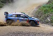 2017 World Rally Championship of Australia Thursday Shakedown Nov 16th