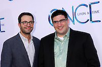 "Adam Horowitz, Eddie Kitsis<br /> ""Once Upon a Time"" Special Screening, El Capitan, Hollywood, CA 09-21-14<br /> David Edwards/DailyCeleb.com 818-915-4440"