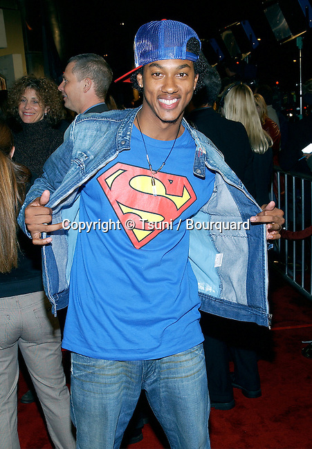 "Wesley Jonathan arriving the premiere of "" Just Married"" at the Pacific Cinerama Dome in Los Angeles. January 8, 2003.          -            JonathanWesley20.jpg"