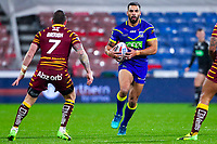 Picture by Alex Whitehead/SWpix.com - 08/02/2018 - Rugby League - Betfred Super League - Huddersfield Giants v Warrington Wolves - John Smith's Stadium, Huddersfield, England - Warrington's Ryan Atkins.