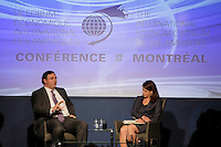 Montreal, CANADA, June, 2015  File Photo<br /> Patrick Poyanne<br /> ,President of the Executive Committee and CEO, TOTAL<br /> ,attend the The International Economic Forum of the Americas <br /> <br /> Photo :   Pierre Roussel - AQP