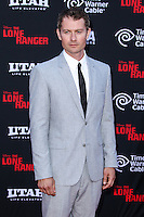 ANAHEIM, CA - JUNE 22: James Badge Dale attends The World Premiere of Disney/Jerry Bruckheimer Films' 'The Lone Ranger' at Disney California Adventure Park on June 22, 2013 in Anaheim, California. (Photo by Celebrity Monitor)