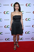 13 April 2019 - Las Vegas, NV - Lyrica Okano. 2019 ClexaCon Cocktails for Change at The Tropicana Hotel. <br /> CAP/ADM/MJT<br /> &copy; MJT/ADM/Capital Pictures