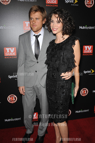 """Mad Men"" star Abigail Spencer at TV Guide Magazine's Hot List Party at the SLS Hotel, Beverly Hills..November 10, 2009  Los Angeles, CA.Picture: Paul Smith / Featureflash"
