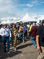 Participants at the 4th Annual High Times Cannabis Cup in Denver, Colorado, Sunday, April 20, 2014. <br /> <br /> Photo by Matt Nager