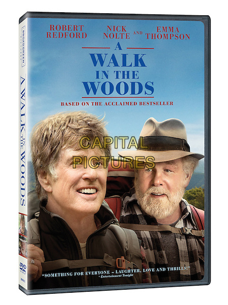 A Walk in the Woods (2015) <br /> DVD COVER ART   <br /> *Filmstill - Editorial Use Only*<br /> CAP/KFS<br /> Image supplied by Capital Pictures
