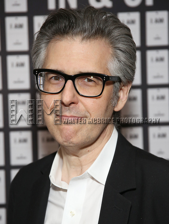 Ira Glass attends the Opening Night after party for 'In & Of Itself' at ACE Hotel on April 12, 2017 in New York City.