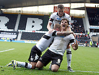 Derby County v Blackpool 7.12.13