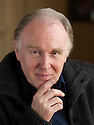 Tim Pigott-Smith,actor and author of The Baker Street Mysteries,about younsters who help Sherlock Holmes with his cases at The Oxford Literary Festival 2010.CREDIT Geraint Lewis