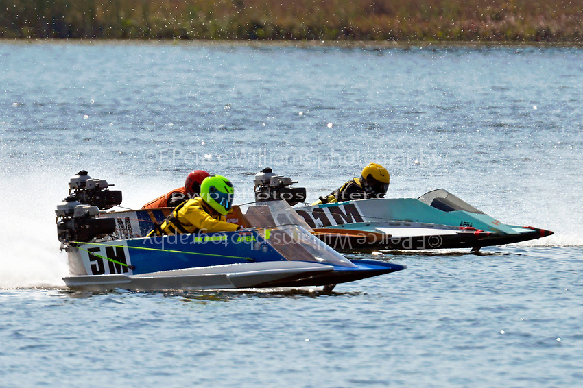 5-M, 83-M, 191-M        (Outboard Hydroplanes)
