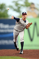 April 20, 2010: Starting pitcher Daniel Perkins (23) of the Asheville Tourists at Applebee's Park in Lexington, KY. Photo by: Chris Proctor/Four Seam Images