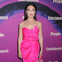 13 May 2019 - New York, New York - Ming-Na Wen at the Entertainment Weekly & People New York Upfronts Celebration at Union Park in Flat Iron. Photo Credit: LJ Fotos/AdMedia
