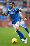 St Johnstone FC Season 2015-16<br /> Simon Lappin<br /> Picture by Graeme Hart.<br /> Copyright Perthshire Picture Agency<br /> Tel: 01738 623350  Mobile: 07990 594431