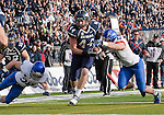 2012 Nevada Football vs Boise State
