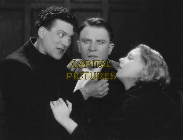 Carl Brisson, Malcolm Keen &amp; Anny Ondra<br /> in The Manxman (1929) <br /> *Filmstill - Editorial Use Only*<br /> CAP/NFS<br /> Image supplied by Capital Pictures