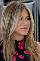 LOS ANGELES - July 26:  Jennifer Aniston at the Jason Bateman Hollywood Walk of Fame Star Ceremony at the Walk of Fame on July 26, 2017 in Hollywood, CA