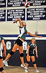 2011-10-25 High School: VCS at Lake Region Volleyball