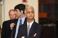 USA Bid Committee for the 2018 or 2022 FIFA World Cup Sunil Gulati (Chairman of USA Bid Committee) at FedEx Field, Wednesday  September 8, 2010.