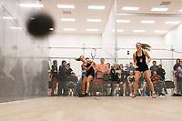 Stanford Squash vs Brown University, January 10, 2018