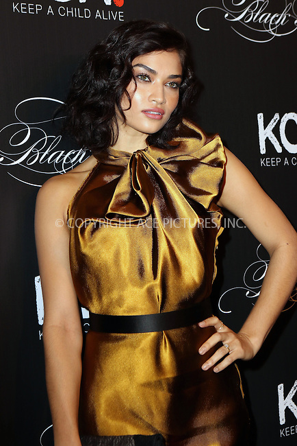 www.acepixs.com<br /> <br /> October 19 2016, New York City<br /> <br /> Shanina Shaik arriving at the Keep A Child Alive's Black Ball 2016 at the Hammerstein Ballroom on October 19, 2016 in New York City.<br /> By Line: Nancy Rivera/ACE Pictures<br /> <br /> <br /> ACE Pictures Inc<br /> Tel: 6467670430<br /> Email: info@acepixs.com<br /> www.acepixs.com