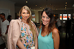 Ariana Lambert Smeraldo, Haley Toner==<br /> LAXART 5th Annual Garden Party Presented by Tory Burch==<br /> Private Residence, Beverly Hills, CA==<br /> August 3, 2014==<br /> &copy;LAXART==<br /> Photo: DAVID CROTTY/Laxart.com==